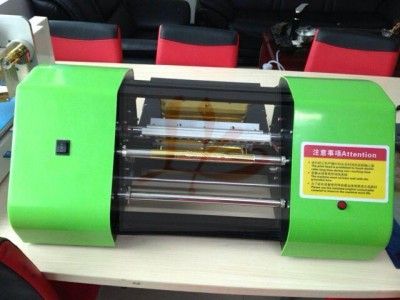 LY 400A foil press machine digital hot foil stamping printer machine  best sales color business card printing