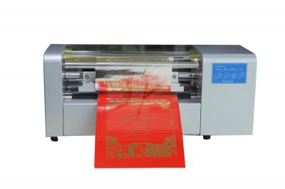 LY 400B foil press machine digital hot foil stamping printer machine  best sales color business card printing