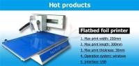 LY 500B foil press machine digital hot foil stamping printer machine  best sales color business card printing