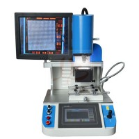 LY 5300 auto optical alignment system Mobile BGA rework station 2 zones 2500W