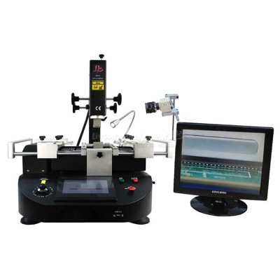 LY-5860C 5860 touch screen BGA Rework Station hot air 3 zones for Laptop Motherboard Chip Repair 4800W ZM-5860