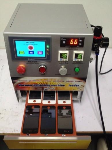 12″ inch screen glass oca lcd vacuum laminating machine laminator lamination for iphone samsung lcd