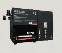 LY 889 KO-Mini 5 in 1 Vacuum Laminating Machine Laminator+Built-in Air Compressor+Vacuum Pump+Bubble Remover Autoclave for 7inch Screen