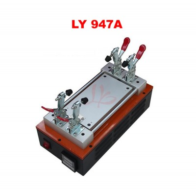 LY 947A 7 inch LCD touch screen refurbishment machine for iphone Samsung HTC Nokia etc