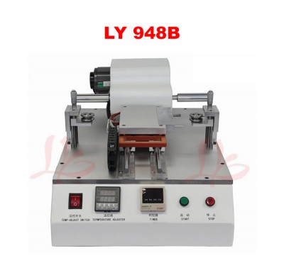 LY 948B semi automatic LCD separator machine hot plate touch screen panel glue disassemble machine for mobilephone