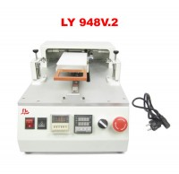 LY 948V.2 110/220V automatic LCD screen separator machine with built-in vacuum pump