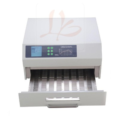 LY 962A Digital display with programmable reflow welding machine / programmable reflow oven 1800W 110V 220V