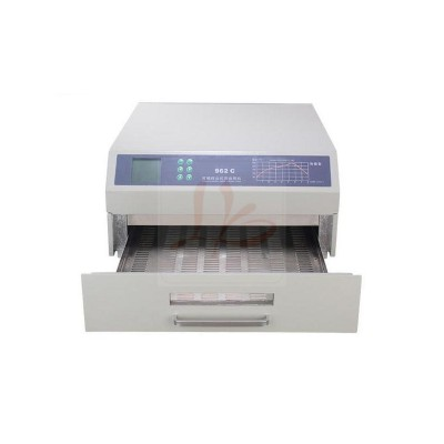 LY 962C Digital display with programmable reflow welding machine / programmable reflow oven 2600W 220V