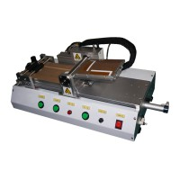LY 976 automatic Vacuum OCA film laminator special for S6 edge and S6 edge plus 220V/110V