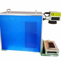 LY FB-04 20W optical fiber laser mobile back cover frame separator separating machine for Iphone Samsung Oppo vivo Huawei Xiaomi mobiles