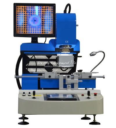 LY-G850 semi-automatic 3 zones max 50x45cm big area hot air Align BGA rework station 220V 6800W