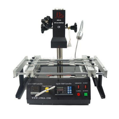LY IR6500 v.2 Dark infrared 2 stages BGA Rework Station