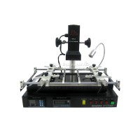 LY IR8500 Dark infrared 2 stages BGA Rework Station upgraded on IR-PRO-SC