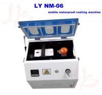 LY NM-06 nano coating machine mobile waterproof vacuum nano coating machine