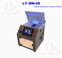 LY NM-08 nano coating machine mobile waterproof vacuum nano coating machine