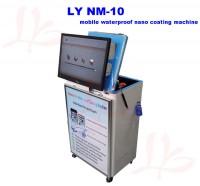 LY NM-10 nano coating machine mobile waterproof vacuum nano coating machine