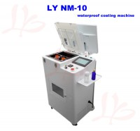 LY NM-10 nano coating machine mobile waterproof vacuum nano coating machine