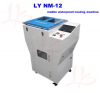 LY NM-12 Tablet nano coating machine mobile waterproof vacuum nano coating machine