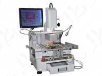 LY-R890 Semi-Automatic BGA rework station with CCD alignment system and HD touch screen