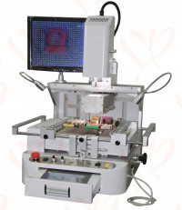 LY-R890A Automatic BGA rework station with CCD alignment system and HD touch screen