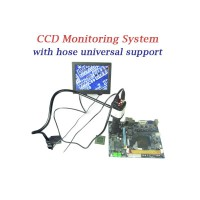"LY hose support CCD camera with 8"" TFT monitor for bga rework machine cnc oca"