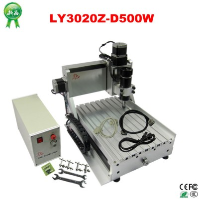 LY CNC limit switch 3020 Z-D500 carving machine 3020Z-D500 cnc engraver, cutting tool