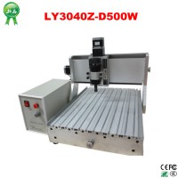 new arrival 3040 500W Wood-working Engraving Machine,Carving Machine For Advertising,Glass,Stone
