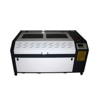 Free shipping by SEA CFR ITEM LY 100W Co2 USB Laser Cutting Machine 1060 PRO With DSP System Auto focus Laser Cutter Engraver Chiller 1000 x 600 mm 220V 110V