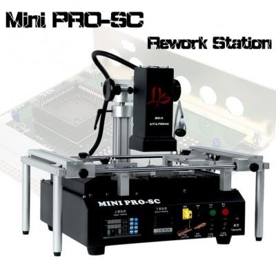2014 HOT MINI PRO-SC BGA rework machine, smaller than IR-PRO-SC, BGA soldering station PRO SC 220V 2.3KW