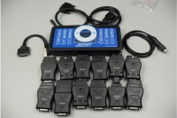 MVP Key programmer auto key Vehicle programmer with 12pcs car connector adapter