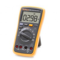 FTIKE Digital Multimeter Fluke 18B + can replace FLUKE 15B features automatic range