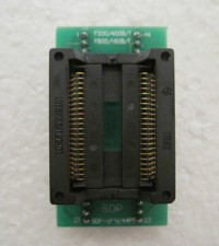 PSOP44 programmer adapter socket