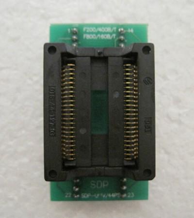 PSOP44 programmer adapter socket