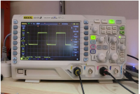 Original RIGOL DS1074Z digital oscilloscope 4 Channel 70MHZ