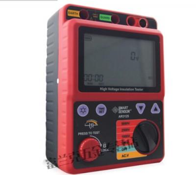 SMART AR3125 insulation resistance tester 5000V megohmmeter, high insulation resistance meters