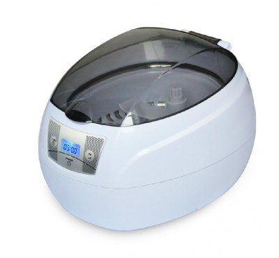JP-900s 750ml 50W Mini Glasses Watch Jewelry CD Digital Ultrasonic Cleaner Bath