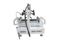 LY R690 BGA reworking station 3 heating zones touch screen welding machine,repairing station