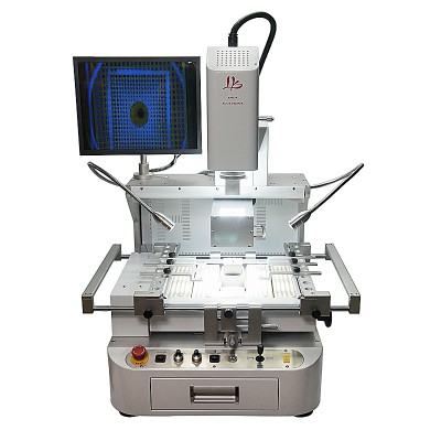 LY-R890A Automatic align BGA rework station with CCD alignment system and HD touch screen 220V