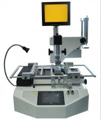 Shutter Star RW-SV520 Colour optics BGA rework machine with LCD monitor