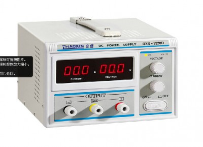 The new trillion letter RXN-1520D Digital DC Power Supply 15V / 20A