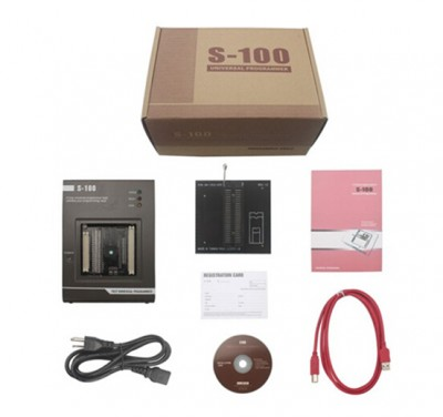 Ultra high Speed Stand-alone Universal Device S-100 S100 Programmer