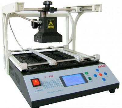 BGA IRDA WELDER Puhui T-890 , PUHUI T890 BGA rework system,bga repair machine made in China