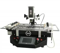 High Performance BGA rework machine T6,3 temperature zones soldering station 3200W