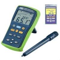 TES-1365 Datalogging RH/T Meter