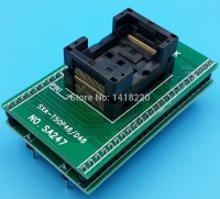 TSOP48 IC Test Socket Programming Adapter