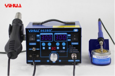 YIHUA 862BD+ Mobile Phone Rework Station soldering system