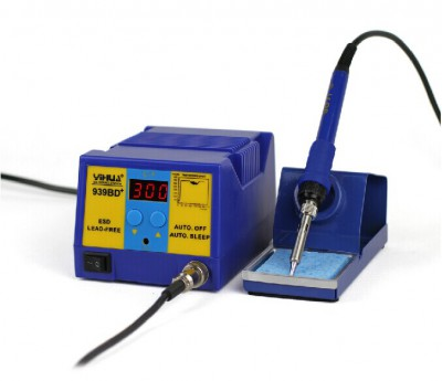 YIHUA 939BD+ Lead-free temperature adjustable solder iron 75W