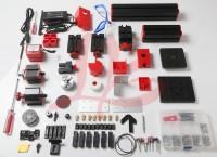 LY Mini table lathe machine Plastic basic version,Full set