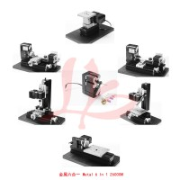 LY Mini table lathe machine Metal Version,Full set