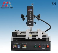 Official agent ZhuoMao ZM-R380B Infrared & Hot Air BGA Rework Station